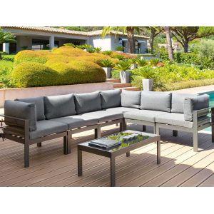 Hesperide Salon de jardin Piazza - Comparer avec Touslesprix.com