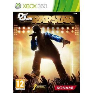 Def Jam Rapstar - Bundle jeu + micro [XBOX360]
