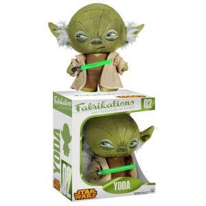 Funko Peluche Star Wars : Yoda 15 cm