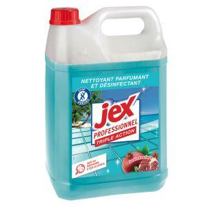 Jex Express - Nettoyant multi-usages désinfectant - Bidon de 5L