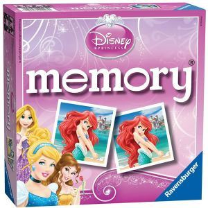 Ravensburger Grand Mémory : Disney Princesses