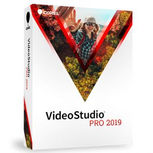 VideoStudio 2019 Pro [Windows]