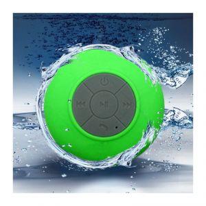 Amahousse Enceinte Bluetooth Waterproof Ventouse pour smartphones