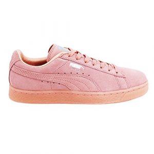 Puma WNS Suede Mono Wildleder Damen Sneakers Schuhe Ortholite Neu