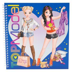 Kontiki Album top model : Dress me up : Hayden et Christy