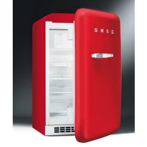 refrigerateur smeg 1 porte rouge comparer 15 offres. Black Bedroom Furniture Sets. Home Design Ideas