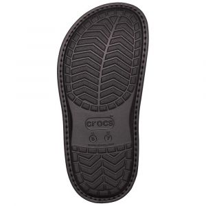 Crocs Chaussons Classic Convertible Slipper - Black / Black - EU 36-37