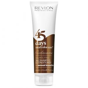 Revlon 45 Days Sensual Brunettes - Shampooing et conditionneur