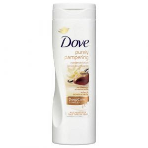 Dove Pampering body lotion