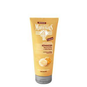 Le Petit Marseillais Après-shampooing Réparation beurre d'olive & gelée royale
