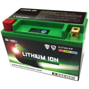 Skyrich Batterie Lithium ION LTX9-BS sans Entretien
