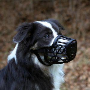 Trixie Muselières pour chiens en plastique taille XL