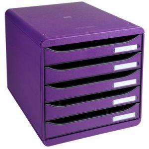 Exacompta Big-Box Plus Violet