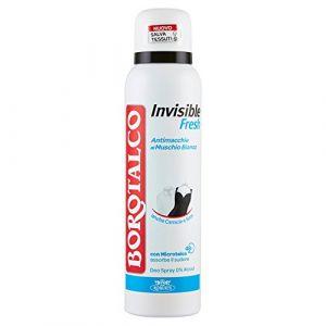 Borotalco Invisible fresh - Déo spray