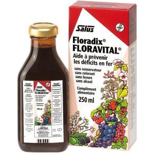 Salus Floradix floravital sans gluten, 250ml