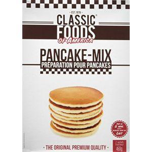 Classic Foods of America Original pancake mix, préparation pour pancakes