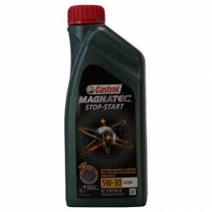 Castrol Magnatec Arrêt-Démarrage 5W-30 A3/B4 1 Litres Boîte