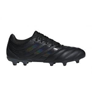 Adidas Copa 19.3 FG, Chaussures de Football Homme, Noir Core Black/Grey Six, 44 EU