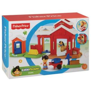 Fisher-Price L'écurie Little People