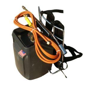 2EBALM 105950 Portaflam - Désherbeur thermique à dos