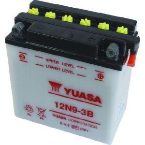 Yuasa Batterie moto 12N9-3B