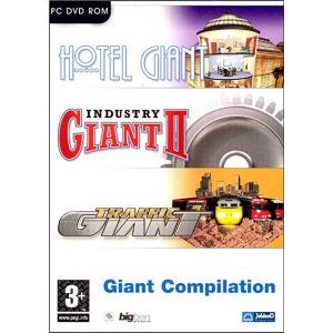 Industry Giant II + Trafic Giant + Hotel Giant [PC]