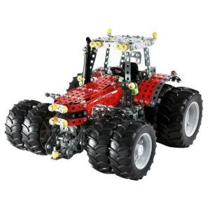Tronico Tracteur Massey 8690 (1391 pièces)