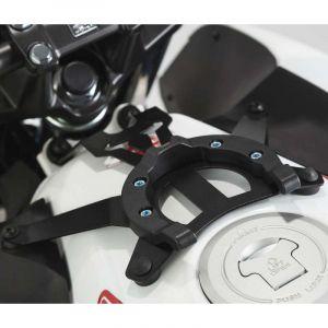 Sw-motech Bride de fixation réservoir ION noir Honda CB 500 F 13-