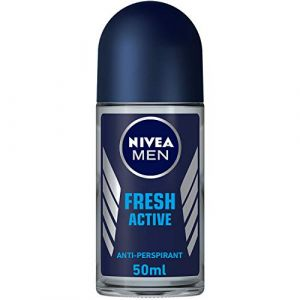 Nivea Fresh - Déodorant Anti-Transpirant pour Homme (Fraîcheur Naturelle, Soin Douceur) - 24 h