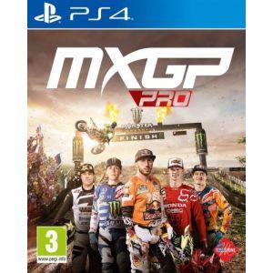 MX GP Pro [PS4]