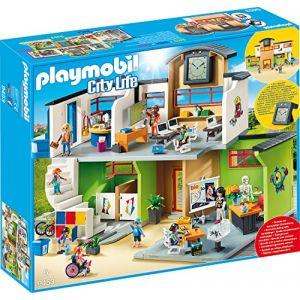 Playmobil 9453 City Life - Grande École avec Création
