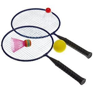 Hudora Set de badminton Fun (couleur aléatoire)