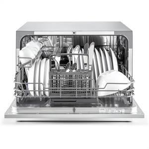 Klarstein Amazonia 6 - Mini lave-vaisselle 6 couverts