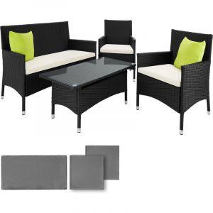 Salon canape jardin aluminium - Comparer 749 offres