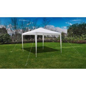 VidaXL Tonnelle pavillon de jardin 3x3m