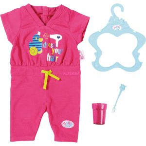 Zapf Creation Jumpsuit Set pour Baby Born