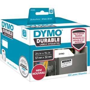 Dymo 800 étiquettes 57x32mm