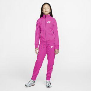 Nike Survêtement Sportswear pour Fille plus âgée - Rose - Couleur Rose - Taille XL