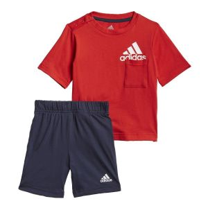 Adidas Ensemble enfant badge of sport summer 3 6 mois