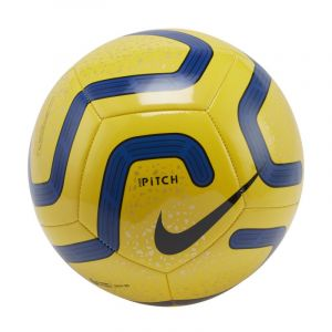 Nike Ballon de football Premier League Pitch - Jaune - Taille 5