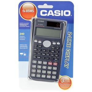 Casio FX-85MS - Calculatrice scientifique