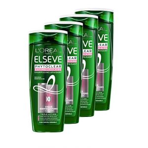 L'Oréal Elsève Phytoclear Shampooing Anti-Pelliculaire Cuir Chevelu Sensible 250 ml