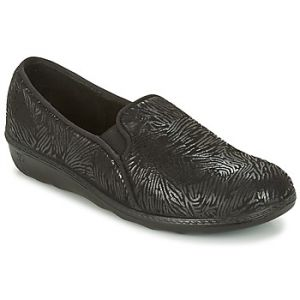 Romika Chaussons ROMILASTIC 128 Noir - Taille 36,37