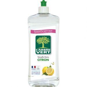 L'Arbre Vert Liquide vaisselle citron 750 ml