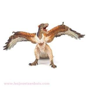 Papo Figurine dinosaure : Archeopteryx