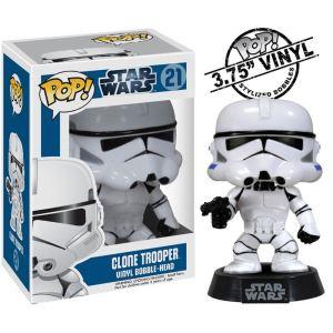 Funko Figurine Pop! Star Wars Clone Trooper