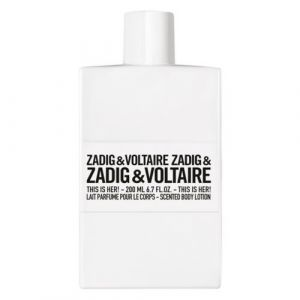 Zadig & Voltaire This is Her - Lait pour le corps