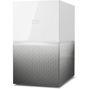 Western Digital WDBMUT0120JWT-EE - Disque dur externe 12 To My Cloud Home