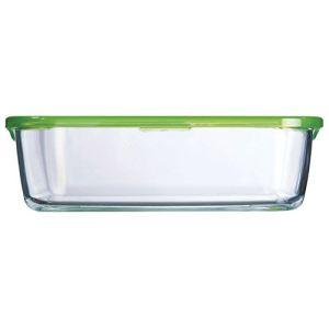 Luminarc Boîte de conservation rectangulaire Keep'n Box en verre (17,5 x 27 cm)