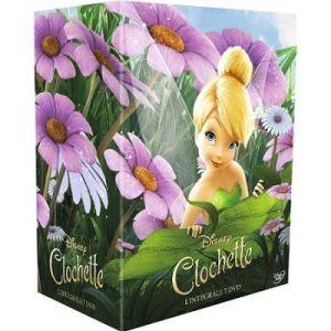 Coffret la fée Clochette - 7 films